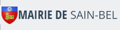 Site name is Site officiel de la commune de Sain-Bel